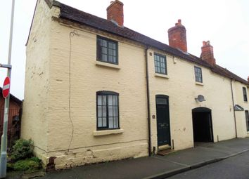 Thumbnail 2 bed end terrace house to rent in Church Road, Albrighton, Wolverhampton, West Midlands