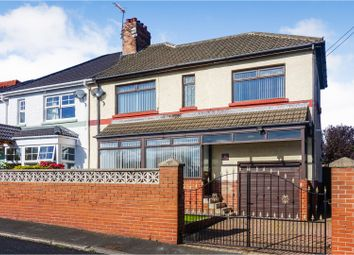 Thumbnail 3 bed semi-detached house for sale in Camden Square, Seaham