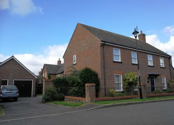 Thumbnail 4 bed country house to rent in Ashbrook Walk, Lytchett Minster