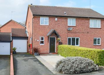 Thumbnail 2 bed semi-detached house for sale in Tidbury Close, Walkwood, Redditch