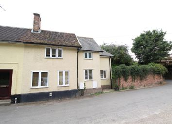 Thumbnail 2 bed terraced house for sale in Crown Street, Needham Market, Ipswich