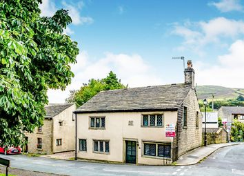 Thumbnail 4 bed detached house for sale in Towngate, Marsden, Huddersfield