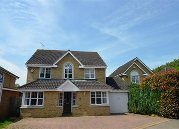 Thumbnail 4 bed property to rent in Long Fallow, Chiswell Green, St.Albans