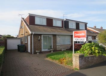 Thumbnail 3 bed semi-detached bungalow for sale in Maple Leaf Road, Wednesbury
