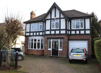 Thumbnail 4 bed detached house for sale in Boundary Road, West Bridgford, Nottingham