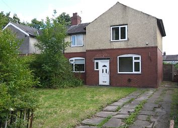 Thumbnail 4 bed semi-detached house for sale in Barrett Avenue, Kearsley