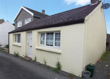 Thumbnail 2 bed cottage to rent in Llanfarian, Aberystwyth