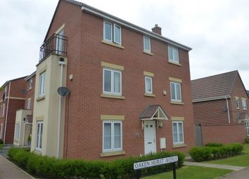 Thumbnail 4 bed property to rent in Oaken Hurst Avenue, Hawksyard, Rugeley