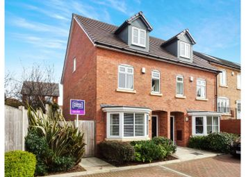 Thumbnail 3 bedroom semi-detached house for sale in Waterside Drive, Frodsham