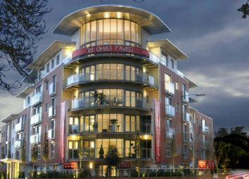 Thumbnail 2 bed flat for sale in Constitution Hill, Woking