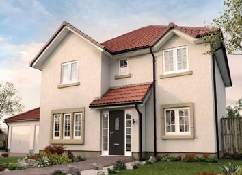 "Thumbnail 4 bed detached house for sale in ""The Blair"" at Lethame Road, Strathaven"