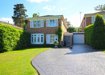 Thumbnail 4 bed link-detached house for sale in Hazelwood, Loughton
