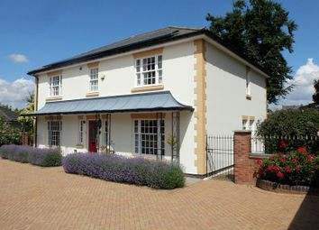 Thumbnail 5 bed detached house for sale in The Paddock, South Parade, Ledbury, Herefordshire