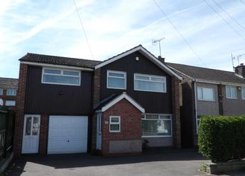Thumbnail 4 bed detached house for sale in The Hollows, Silverdale, Nottingham, Nottinghamshire