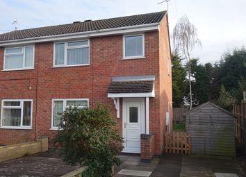 Thumbnail 3 bed semi-detached house for sale in Newby Close, Whetstone, Leicestershire