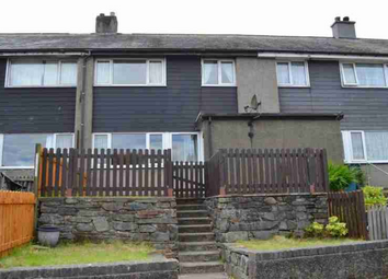 Thumbnail 3 bedroom terraced house for sale in Y Glynnor Estate, Gellilydan