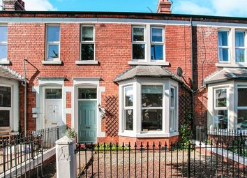 Thumbnail 5 bed terraced house for sale in Warwick Road, Carlisle