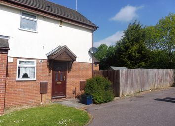 Thumbnail 2 bed semi-detached house to rent in The Weavers, Northampton