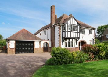 Thumbnail 4 bed detached house for sale in Sleaford Road, Ruskington, Sleaford