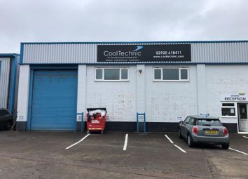 Thumbnail Light industrial to let in Moy Road Industrial Estate, Taffs Well, Cardiff