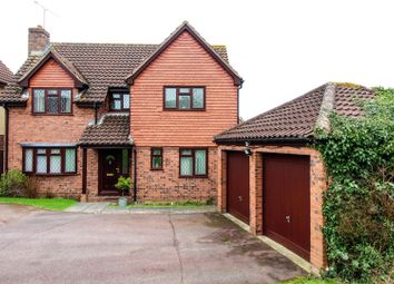Thumbnail 4 bedroom detached house for sale in Bradmore Way, Lower Earley, Reading