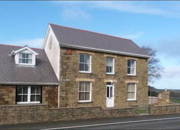 Thumbnail 4 bed detached house to rent in Llanarth, Aberaeron