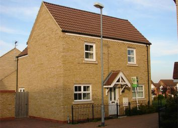 Thumbnail 2 bedroom semi-detached house to rent in The Poplars, Huntingdon