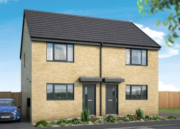 "Thumbnail 2 bed property for sale in ""Halstead At Willow Heights"" at School Street, Thurnscoe, Rotherham"