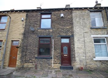Thumbnail 1 bed terraced house to rent in Alma Street, Cutler Heights, Bradford