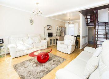 Thumbnail 3 bed terraced house for sale in Grange Road, London