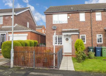 Thumbnail 1 bed terraced house for sale in Slaley Close, Gateshead
