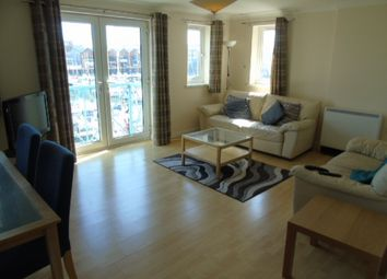Thumbnail 2 bed flat to rent in Cork House, Marina, Swansea
