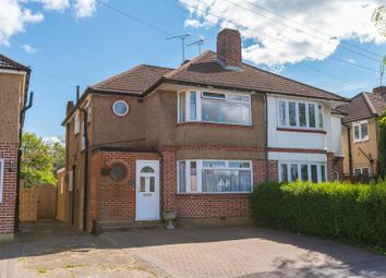 Thumbnail 3 bedroom semi-detached house for sale in Winton Drive, Croxley Green, Rickmansworth, Hertfordshire