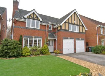 Thumbnail 5 bed detached house for sale in Bramhall Close, West Kirby, Wirral