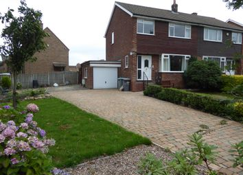 Thumbnail 3 bed semi-detached house to rent in Cedar Way, Gomersal, Cleckheaton