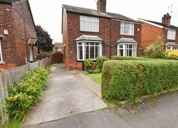 Thumbnail 2 bed semi-detached house for sale in Doreen Avenue, Congleton