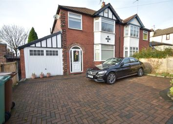 Thumbnail 3 bed semi-detached house for sale in Butterstile Lane, Prestwich, Manchester, Greater Manchester