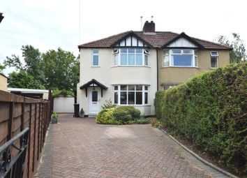 Thumbnail 3 bedroom semi-detached house for sale in Whiteleaze, Westbury-On-Trym, Bristol