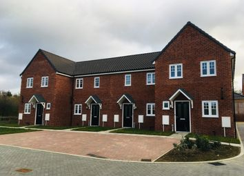 Thumbnail 1 bed terraced house for sale in Woodlands Avenue, Framingham Earl, Norwich, Norfolk
