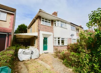 Thumbnail 3 bed semi-detached house for sale in Park Road, Ashford