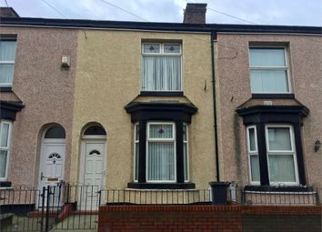 Thumbnail 3 bed terraced house to rent in Cowper Street, Bootle, Merseyside
