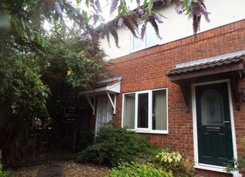 Thumbnail 2 bed end terrace house for sale in Tyning Close, Pendeford, Wolverhampton, West Midlands