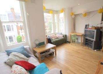 Thumbnail 5 bedroom flat to rent in Carysfort Road, Clissold Park