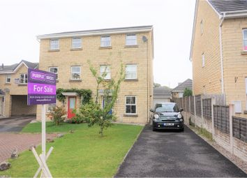 Thumbnail 4 bed semi-detached house for sale in Broadstone Court, Lancaster