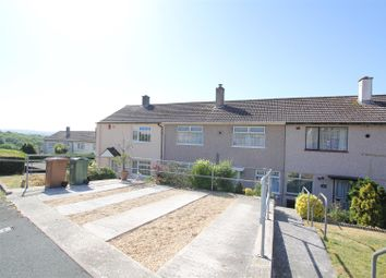 Thumbnail 3 bed terraced house for sale in Epping Crescent, Plymouth