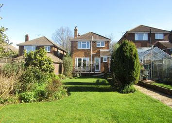 Thumbnail 3 bedroom detached house for sale in Glasslaw Road, Southampton
