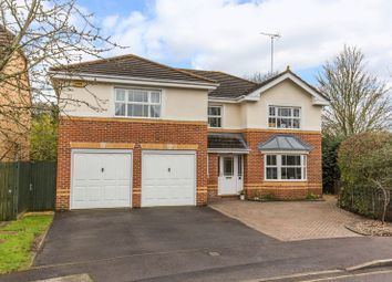 Thumbnail 5 bed detached house for sale in Percivale Road, Chandler's Ford, Eastleigh