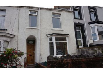 Thumbnail 4 bed terraced house to rent in Rhyddings Park Road, Brynmill