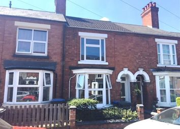 Thumbnail 3 bed terraced house to rent in Grosvenor Road, Rugby