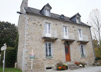 Thumbnail 4 bed detached house for sale in Locmaria-Berrien, Bretagne, 29690, France